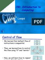 Ch3 Loops