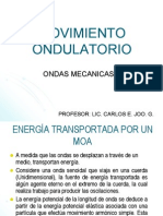 Movimiento Ondulatorio II- Energia y Fenomenos Ondulatorios -2010-Iibn