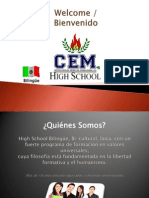 presentacin high school