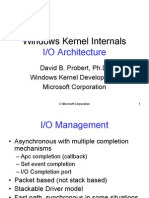 Windows Kernel Internals IO Architecture.pdf