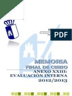 558 Memoria Eva Interna