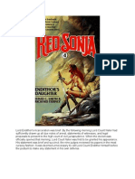 Red Sonja Book 4