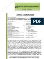 Acta Colegio Izaguirre