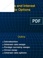 Currency Interest Swaps by Nitant T