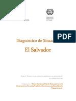 El Salvador Hoja de Ruta Diagnostico Final (Ipec - OIT)