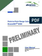 PTP Range Calculator