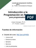 Pres IntroPython Lenguaje 1