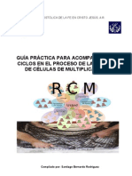 GUÍA PRÁCTICA PARA ACOMPAÑAR LOS CICLOS EN EL PROCESO DE LAS RCM (Compartir)