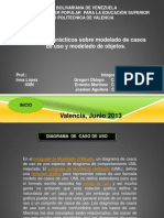 Diagrama de Caso de Uso y Objeto o3in