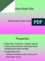 Analisa Roda Gila 1
