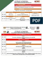 COSH2013 Tentative Program [Upload Web] Rev 3