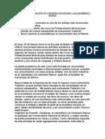 Boletín de Prensa Instrumenta