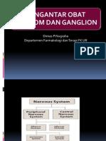Pengantar Obat Otonom Dan Ganglion