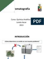 Cromatograf a Clase 1