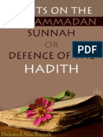 Lights on the Muhammadan Sunnah or Defence of the Hadith - Mahmud Abu Riyyah - Xkp