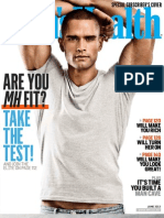 Mens Health South Africa - June 2013