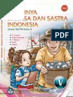 SD Kelas 5 - Indahnya Bahasa dan Sastra Indonesia