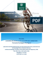Lesiones de Rodilla en Ciclismo de Carretera (1)
