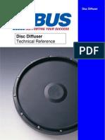 Disc Diffuser BIBUS