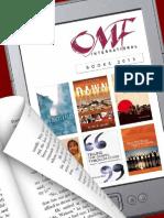 OMF International Book Catalogue 2013