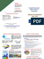 Pliant Proiecte Europene