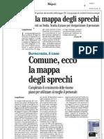 Rassegna Stampa 20.06.13