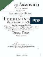 Vivaldi - Concerto No9 for Violin Violin2