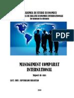 Curs Management Comparat ID REI
