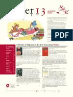 Filiber 13 - Lectures de l'été 2013
