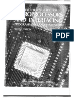 Solution Manual Microprocessors and Interfacing - D v Hall