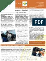 Peps Aude en Bref 10 Travailler Avec Des Enfants Facile Mai Juin 2013