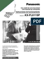 Fax Fl611sp Pfqx2184za Spanish