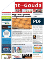 De Krant Van Gouda, 20 Juni 2013