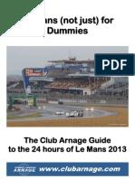 CA Guide 2013