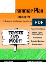 the grammar plan book 3 - tenses and more