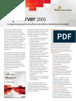 SQL Server 2005 Ds