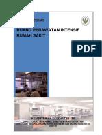 Pedoman Teknis Ruang Intensif RS-ICU