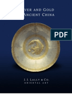 Silver and Gold in Ancient China 2012
