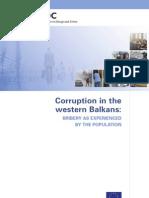 Western Balkans Corruption Report 2011 Web