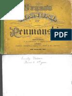 Sykes - Manual of Penmanship