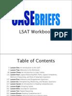 Casebriefs LSAT Course Workbook