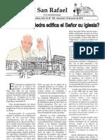 Boletin Parroquial del 16/06/2013