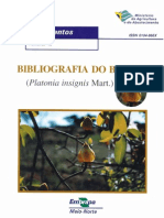 Bibliografia Do Bacuri