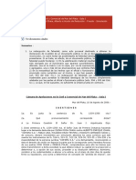 Chaia, Elena R. c Chaia, Alberto s Acción de Reducción - Fraude - Simulación