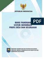 Buku Panduan SI-Prodeskel PMD