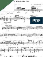Marco Zani de Ferranti - Op. 2 La Ronde des Fées