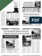 Versión impresa del periódico El mexiquense 20 junio 2013
