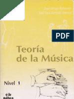 Teoría de la música - Nivel 1