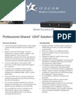 Vizocom Ku iDirect-Africa