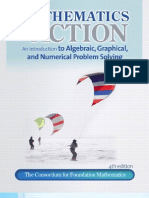 An Introduction to Algebraic, Graphical, And Numerical Problem Solving
